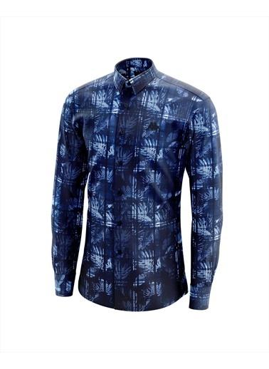 Robe di Kappa Rdk Gömlek Ferro  Lacivert